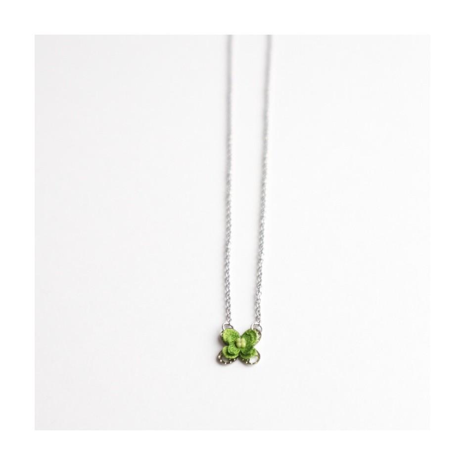 Kette Mini Fortuna grün 1