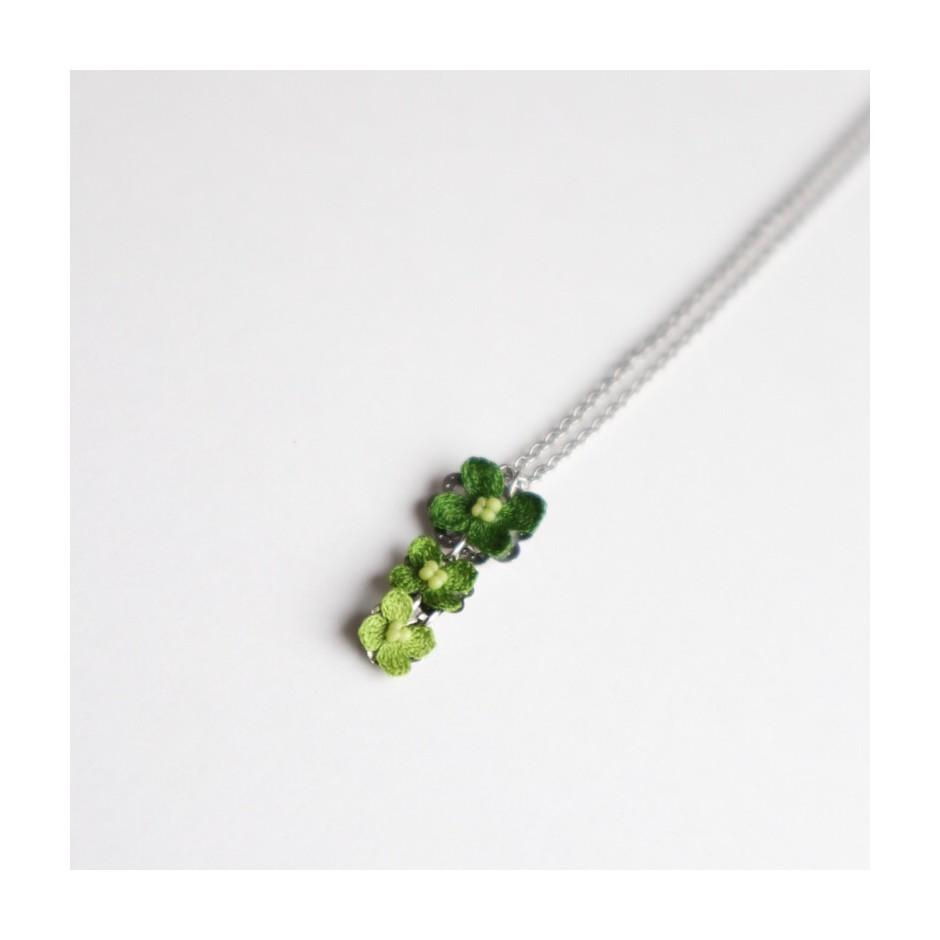 Kette Fortuna grün